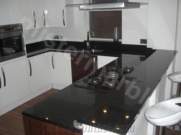 Absolute Black Granite Countertop From United Kingdom 50662