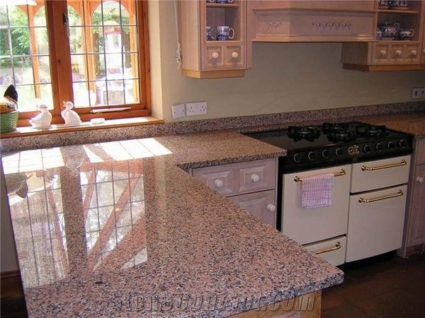 Pink Granite Countertops From China Stonecontact Com