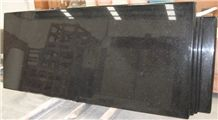 Yuexi Black Galaxy Anhui Granite Countertops