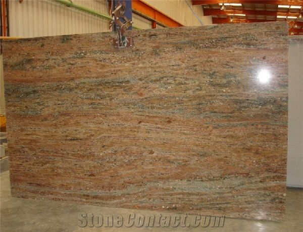 Lady Dream Granite : Lady dream granite slabs from india stonecontact