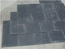 China Strata Grey Slate Roofing Tile