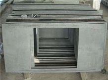 Grey Granite Vanities