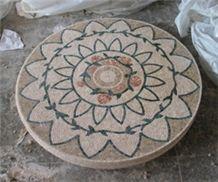 Mosaic Stone Medallions