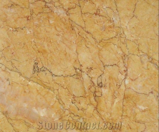 Crema Valencia Marble Slabs Tiles Spain Yellow Marble