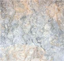 Blue Oyster Limestone Slabs & Tiles, Indonesia Blue Limestone
