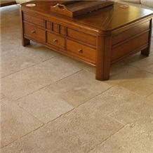 French Limestone Floor, France Beige Limestone Slabs & Tiles