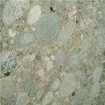 Jurassic Green Granite Slabs & Tiles, Brazil Green Granite