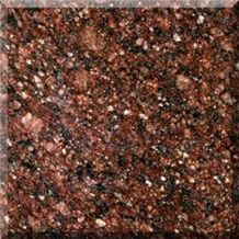 Rosso Carpazi Granite Slabs & Tiles, Ukraine Red Granite