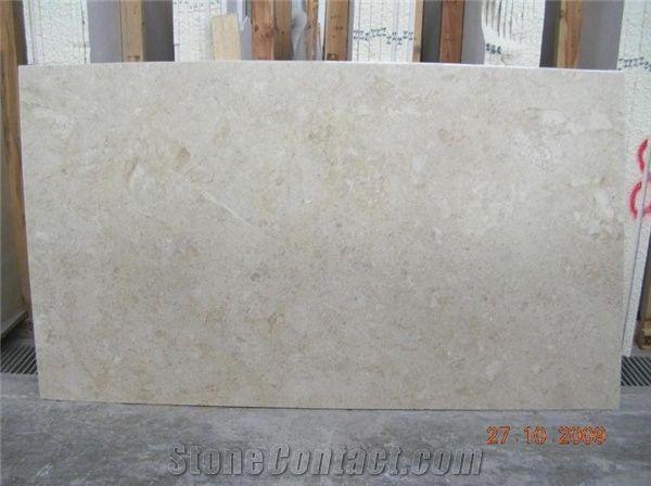 New Crema Nuova Marble Slabs From Turkey Stonecontact Com