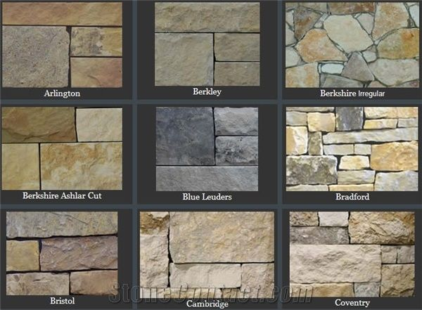 Natural Slate Wall Cladding from United States - StoneContact