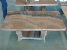 Brown Onyx Tables