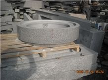 Flowerpot Grey Granite