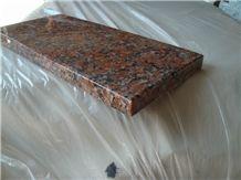 G562 Granite, Maple Red Granite