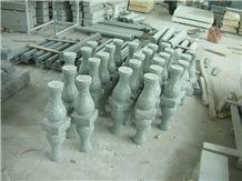 Granite Balustrade and Railings