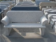 Red Pock Granite Bench L20-018