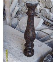 Tan Brown Granite Baluster