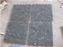 Zhangpu Black Basalt Mosaic