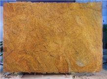 Copper Canyon Granite Slab, Brazil Brown Granite