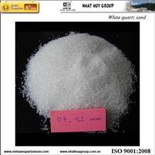 Vietnam White Quartz Sand