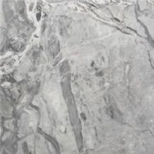 Grey Apricot Marble Tile