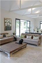Exclusive Light Travertine Floor Tile