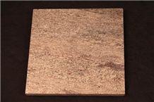 Silver Sparkle Granite Slabs & Tiles, India Grey Granite
