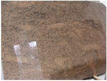 Key West Gold Granite Slab