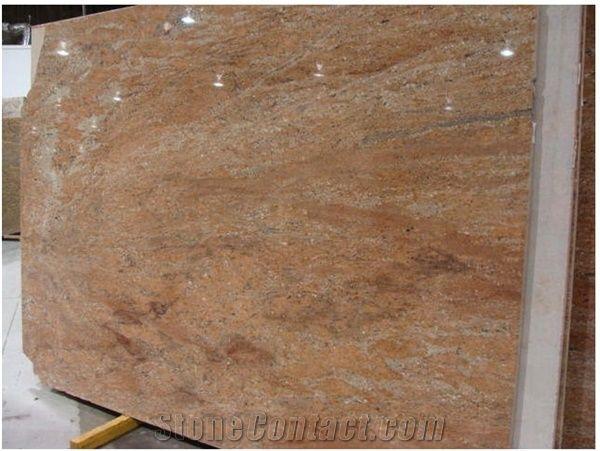 Rosewood Granite Slab India Pink Granite From United