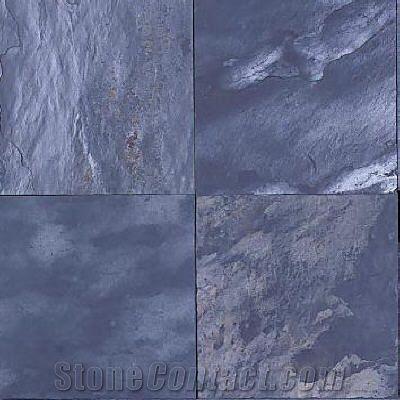 Silver Blue Slate Slabs Tiles South Africa Grey Slate