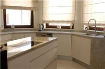 Millenium Cream Granite Countertops, Beige Granite Countertops
