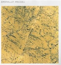 Amarillo Macael Marble Slabs & Tiles, Spain Yellow Marble