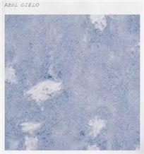 Azul Cielo Marble Slabs & Tiles, Argentina Blue Marble