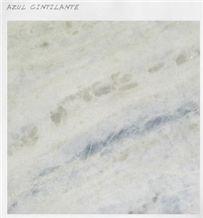 Azul Cintilante Marble Slabs & Tiles