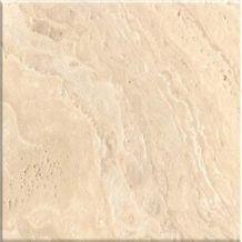 Dehbid Cream Travertine Slabs & Tiles, Iran Beige Travertine