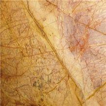 Yellow Damascus Marble Slabs & Tiles, Syria Yellow Marble