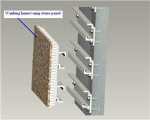 Aluminum Honeycomb Stone Panel