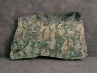 Green Jasper-Ed Stromatolite Stone Slabs & Tiles, Green Genesis Stone Calcarenite Slabs & Tiles