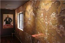 Nuvolato Onyx Wall Tile