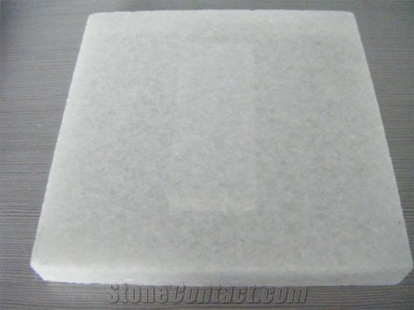 Chinese Crystal White Marble Slabs From China