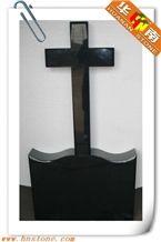 Black Granite Tombstones - Huanan Stone T001