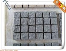 G654 Granite Cube Stone Paving Stone