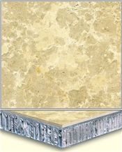 Limestone Laminated Panel,Honeycomb