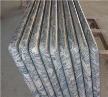 China Juparana Grey Granite Bench Countertops
