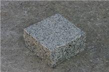 G603 Pavering Stone Grey Cube Stone