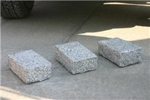 Landcaping Stone Granite Cube Stone Wholesale