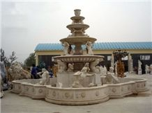 Natural Marble Fountain