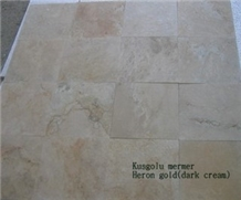 Heron Gold Travertine(Dark Cream Travertine)