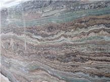 Smeralda Onyx Slab, Iran Green Onyx