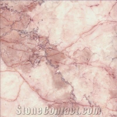 Cherry Blossom Marble Slabs Tiles China Pink Marble From