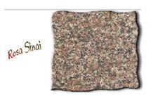 Rosa Sinai Granite Slabs & Tiles